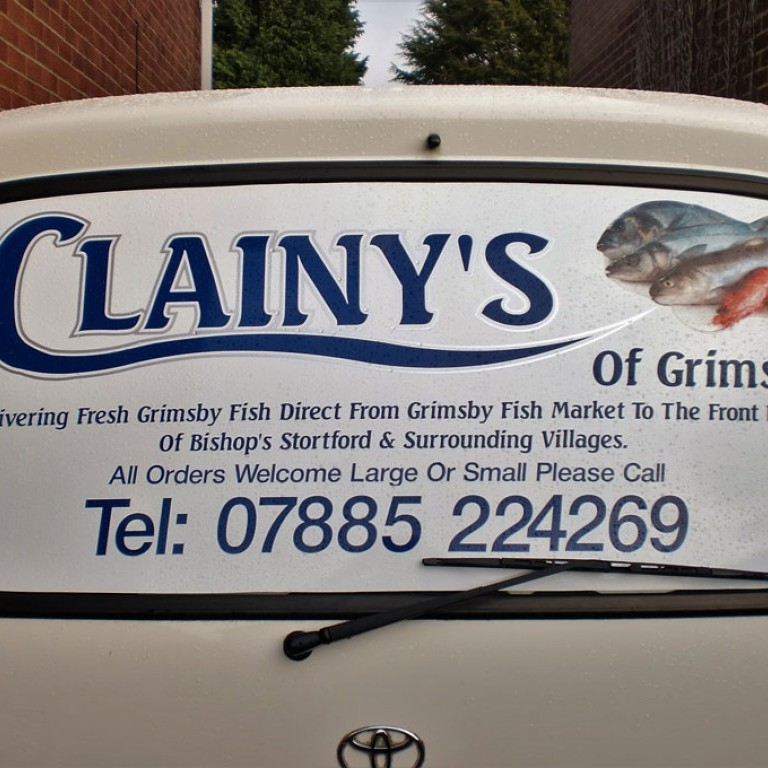 Clainy's LTD, Fresh Fish From Grimsby to your Door