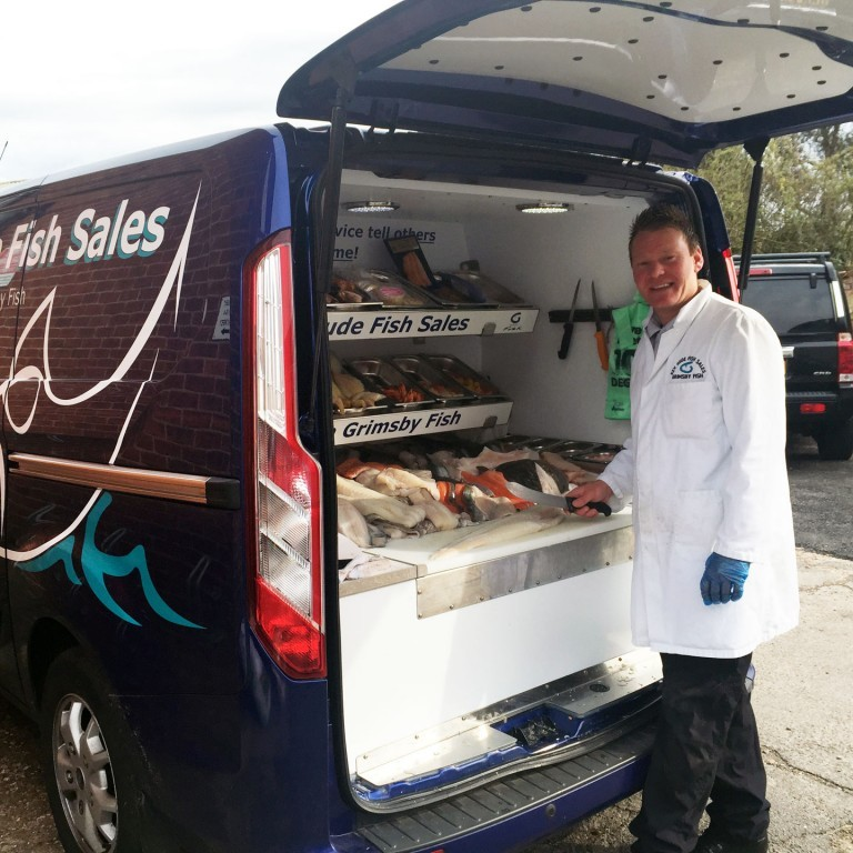 Kev gude fish sales grimsby fish near you mobile for Fish delivery near me