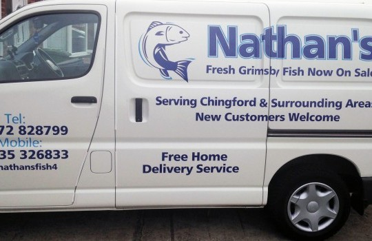 Nathan's Fresh Grimsby Fish